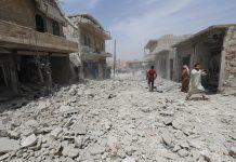 Un raid russe fait cinq mort dans le nord-ouest de la Syrie