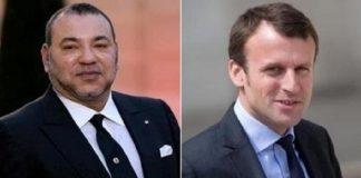Entretien téléphonique entre le Roi et Emmanuel Macron sur la crise libyenne