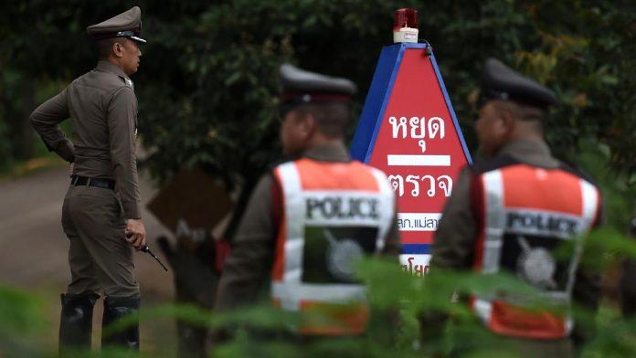 Fusillade en Thaïlande