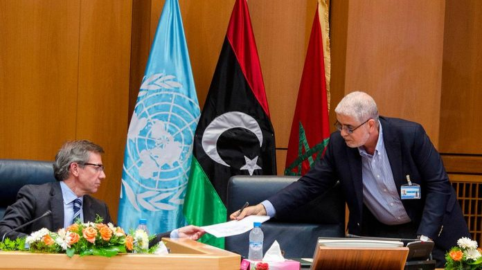 dossier libyen