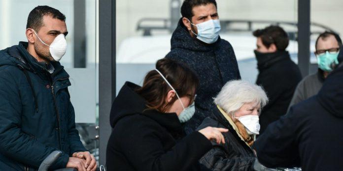 De nouveaux cas confirmés à Palerme et Florence — Coronavirus