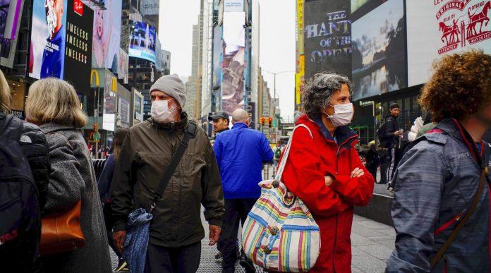 Coronavirus: New York déclare l'état d'urgence