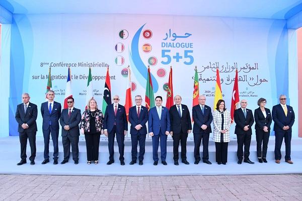 Conférence Ministérielle du Dialogue 5+5 sur la Migration