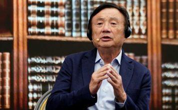Ren Zhengfei, CEO of Huawei