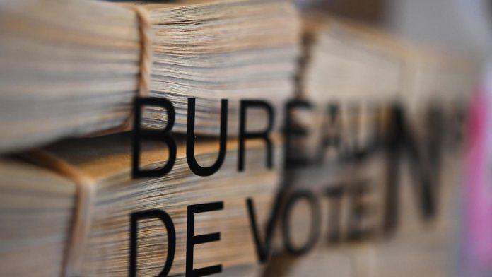 bureau de vote France