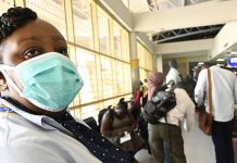 coronavirus afrique du sud