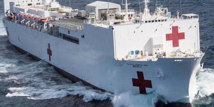 navire hôpital