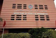 préfecture de police de Marrakech