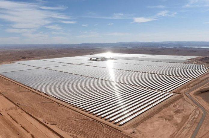 Complexe-solaire-Noor-Ouarzazate