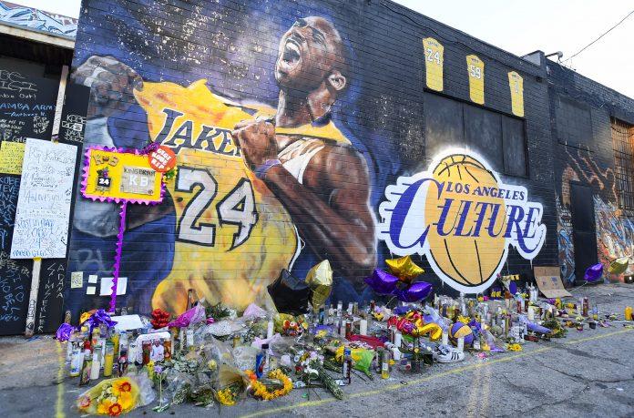 Kobe Bryant intronisé au Temple de la renommée