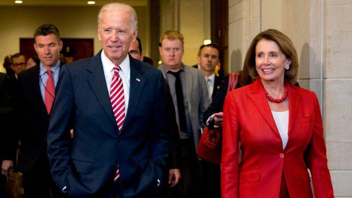 Nancy Pelosi annonce son soutien à Joe Biden — Présidentielle américaine