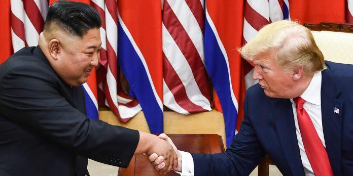 Trump- Kim
