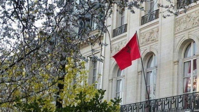 ambassade du Maroc à Rome