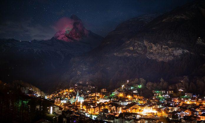 montagne de Cervin