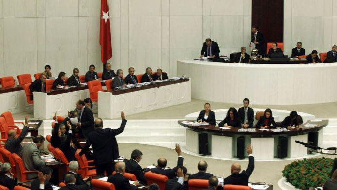 parlement-turc