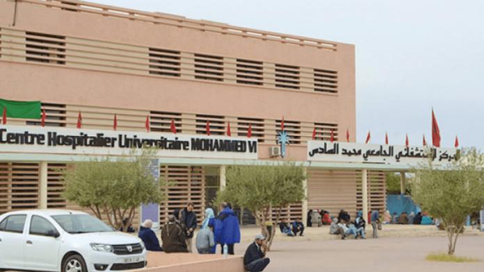 CHU Mohammed VI de Marrakech
