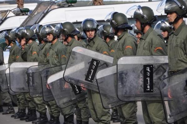 Forces auxiliaires