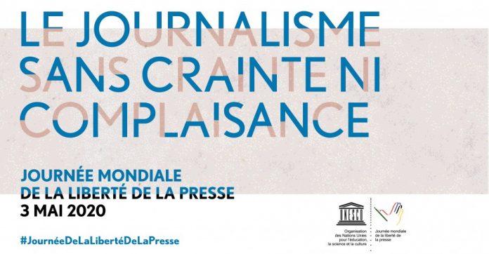 La Journée Mondiale de la Liberté de la Presse 2020