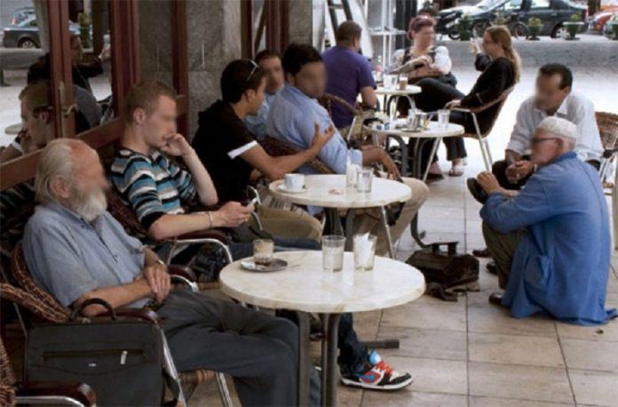 Cafés et restaurants