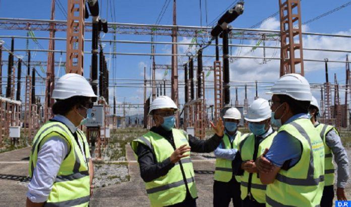 Achèvement avec succès des travaux de rétablissement d'un câble sous-marin de la 2ème interconnexion électrique Maroc-Espagne