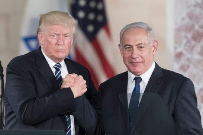 Netanyahu et Trump
