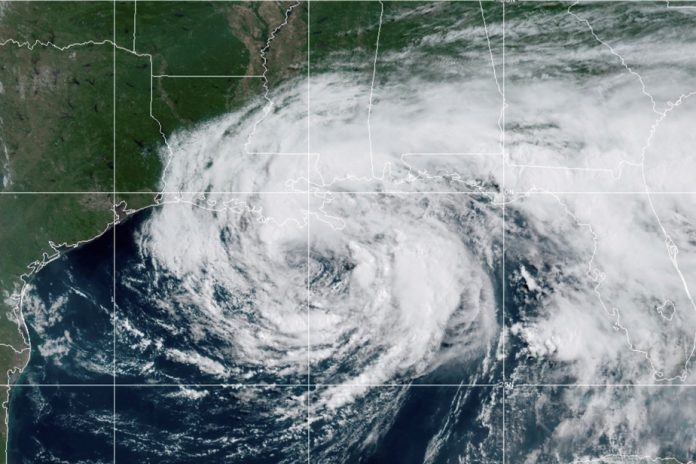 tempête tropicale Cristobal