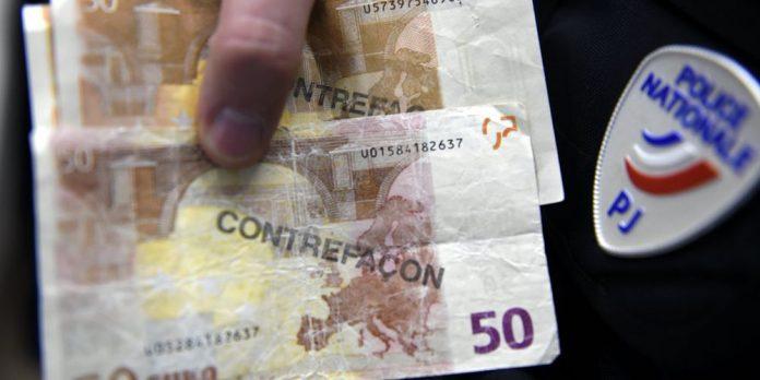 fausse monnaie