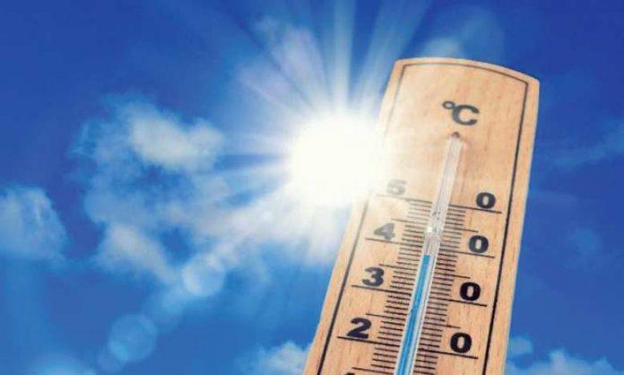 Temps chaud