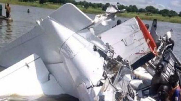 Crash d'un avion au Soudan du Sud