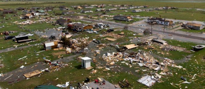 L'ouragan Laura