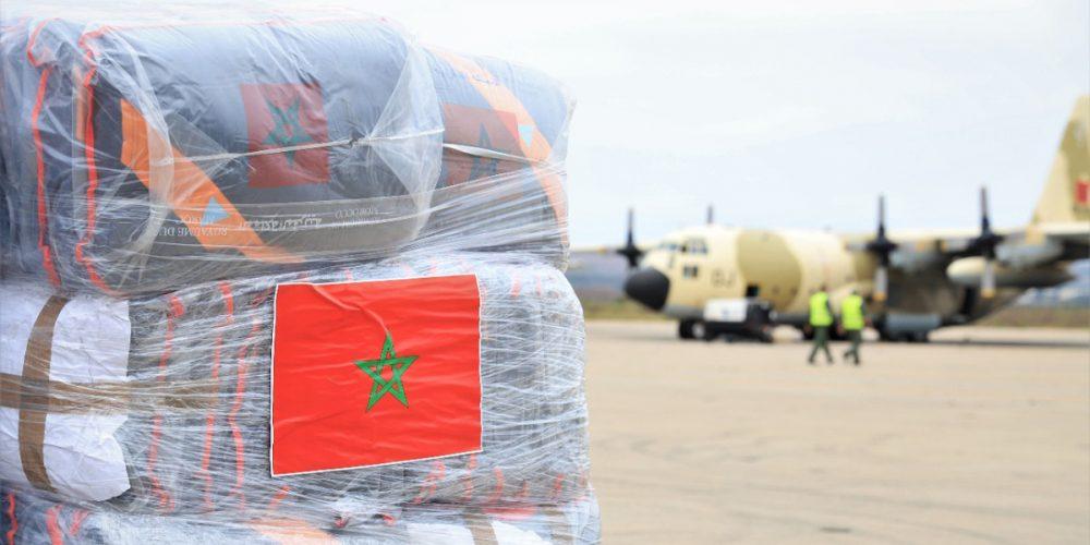 l'aide marocaine