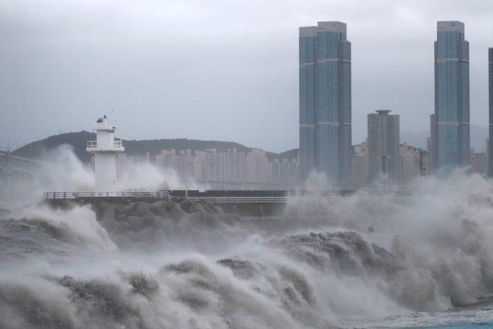 typhon Haishen