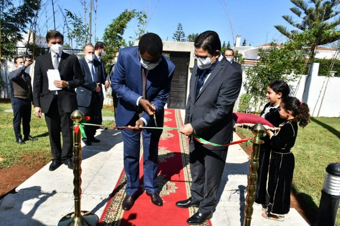 ambassade de la République de Zambie au Maroc