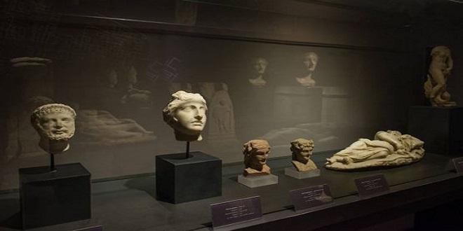 pièces archéologiques