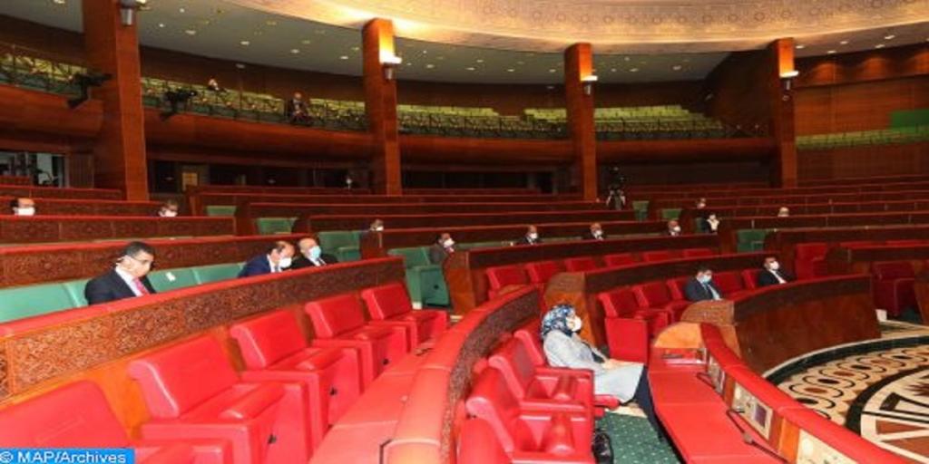 Chambre des Conseillers