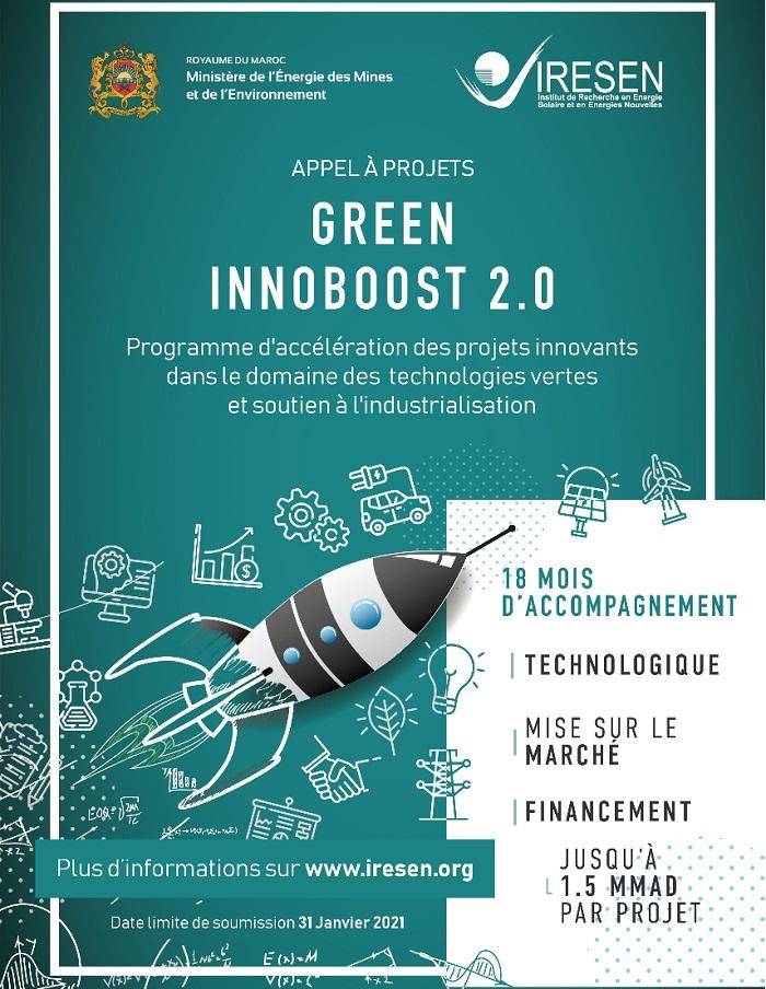 GREEN INNOBOOST 2.0