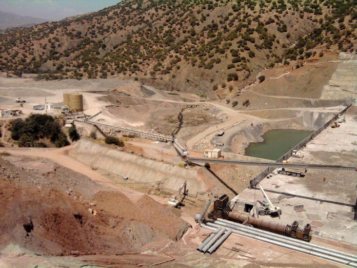 barrage Sidi Abdellah