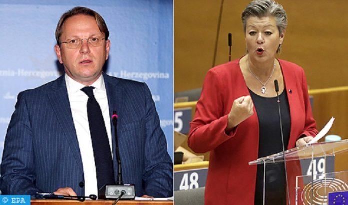 commissaires européens