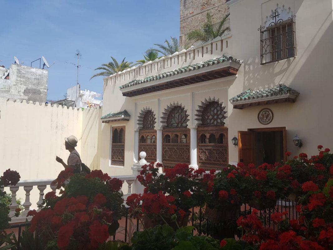 légation américaine de Tanger
