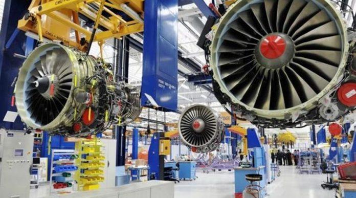 secteur de l'aéronautique