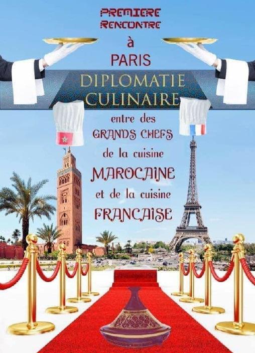 Diplomatie culinaire