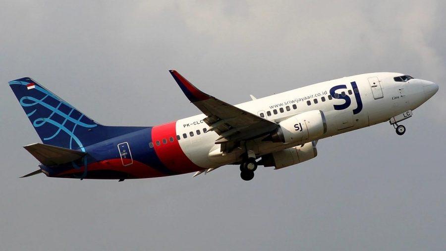 avion de Sriwijaya Air