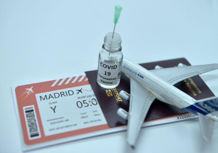 passeport vaccinal