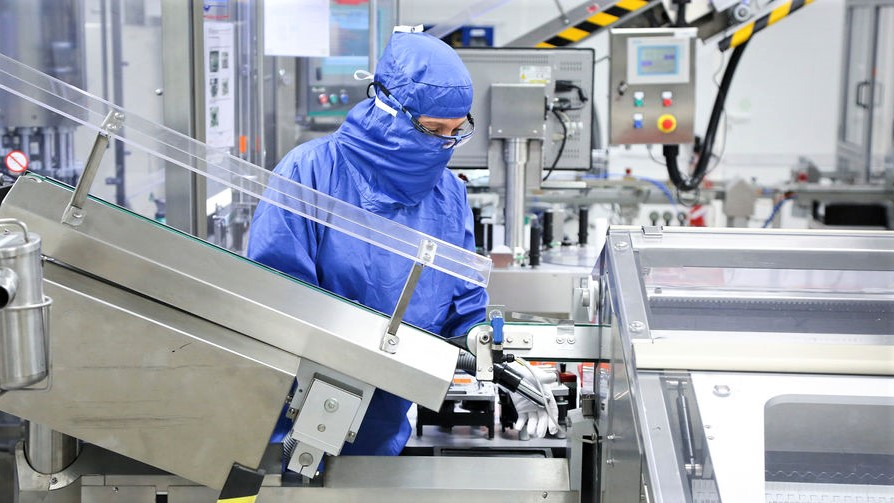 unité de production