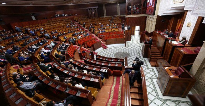 Chambre des représentant
