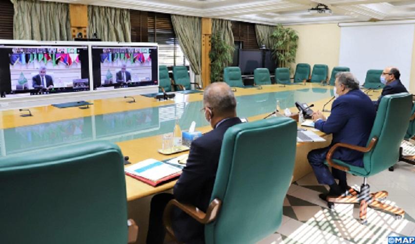 Les ministres arabes de l'Intérieur
