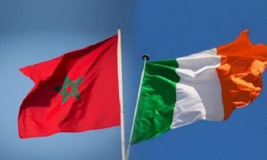Maroc-Irlande