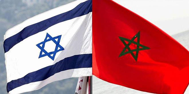maroco-israélienne