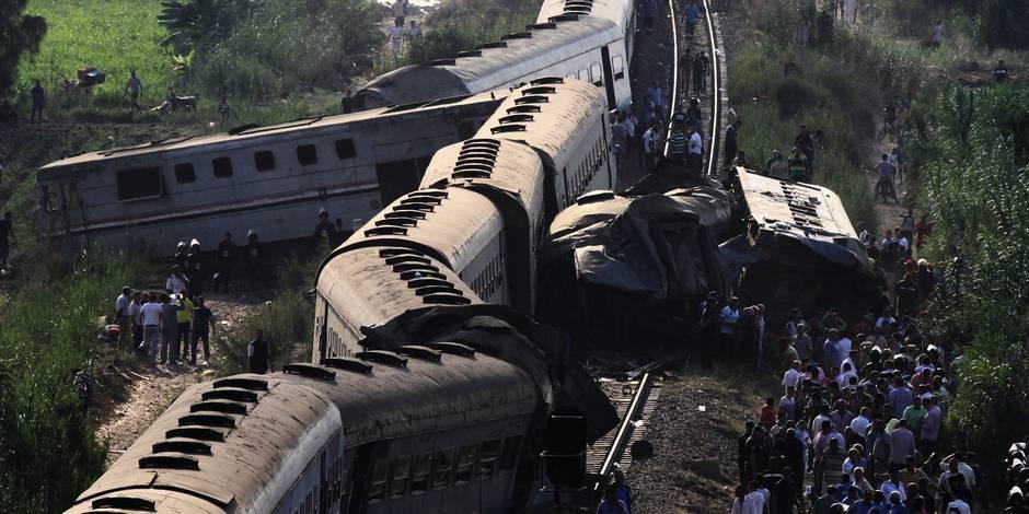 catastrophes ferroviaires