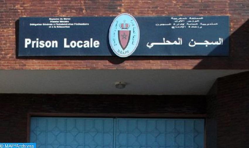 prison locale